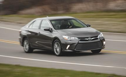 2015 Toyota Camry Service & Repair Manual
