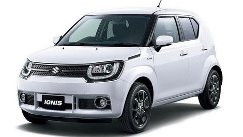 SUZUKI IGNIS 2016 WORKSHOP SERVICE REPAIR MANUAL