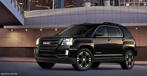 2017 GMC Terrain Service and Repair Manual