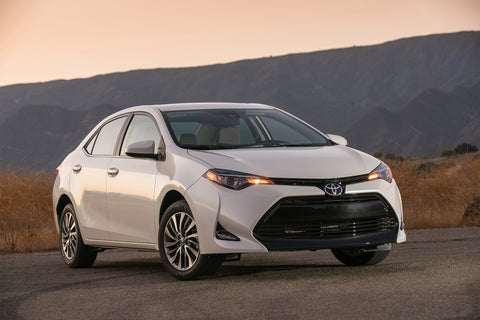 2017 Toyota Corolla Petrol Workshop Service Repair Manual