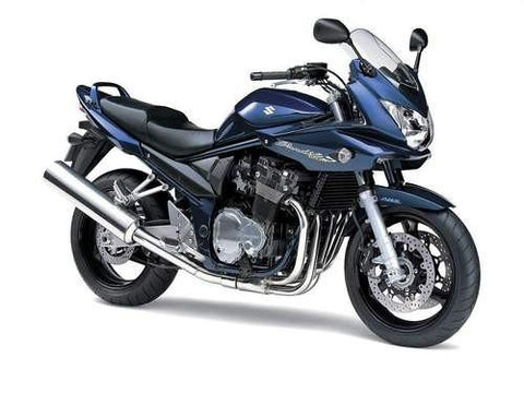 SUZUKI GSF1200 / GSF1200S MOTORCYCLE SERVICE REPAIR MANUAL 2001 2002 DOWNLOAD!!!