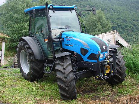 Landini Alpine 65 75 85 Tractor Workshop Service Repair Manual