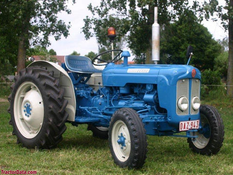 Fordson Dexta Tractor Full Service Repair Manual