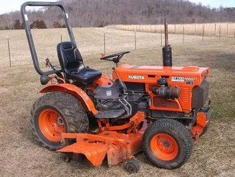 KUBOTA BT820 Backhoe Parts List Manual DOWNLOAD