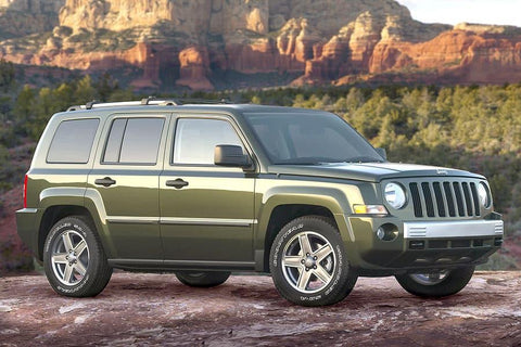 2007 JEEP PATRIOT FACTORY SERVICE REPAIR MANUAL