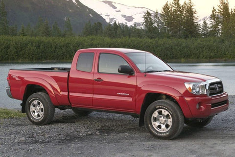 2006 Toyota Tacoma Owner's Operator's manual