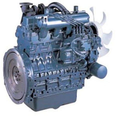 Kubota 03 Series Diesel Engine Service Repair Workshop Manual DOWNLOAD (Models: D1403, D1703, V1903, V2203, F2803)