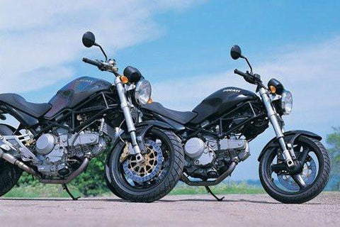 1993-2003 Ducati M600, M750, M900 Monster Motorcycle Workshop Repair Service Manual in German BEST DOWNLOAD