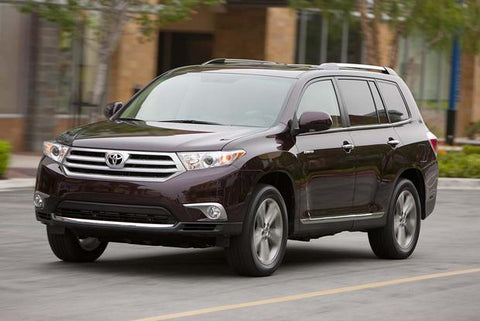 2008-2014 TOYOTA HIGHLANDER WORKSHOP SERVICE REPAIR MANUAL