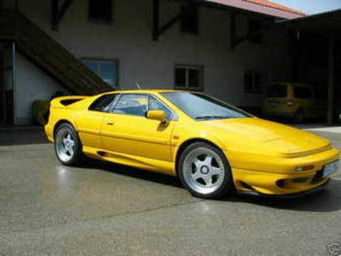 1993-2004 Lotus Esprit (s4, V8) Workshop Repair Service Manual In Pdf