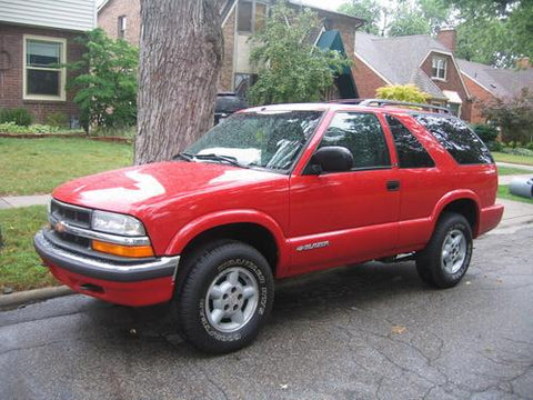 1999 CHEVROLET BLAZER FACTORY WORKSHOP SERVICE MANUAL DOWNLOAD