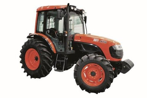 KIOTI DAEDONG DX7510 DS9010 DX100 TRACTOR WORKSHOP MANUAL