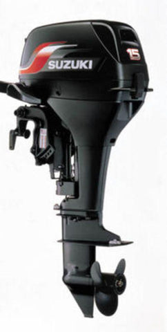 1991-1998 Suzuki DT40W 2-Stroke Outboard Repair Manual PDF