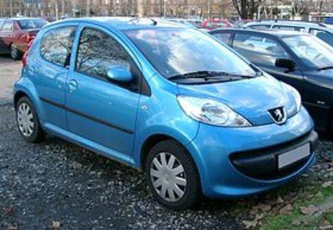 Peugeot 107 2005-2012 Petrol Repair Service Manual
