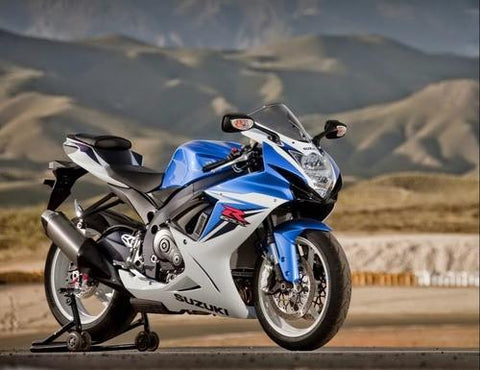 Suzuki 2011-2015 Gsx-r 600 Gsxr Service & Repair Manual
