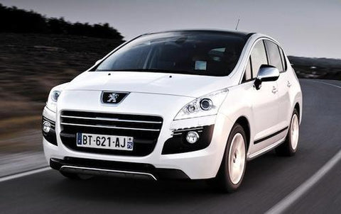 2011 Peugeot 3008 Service And Repair Manual