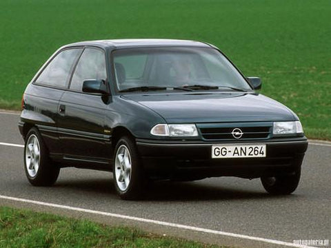1994 OPEL ASTRA SERVICE AND REPAIR MANUAL