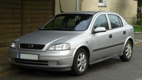 2001 OPEL ASTRA SERVICE REPAIR MANUAL