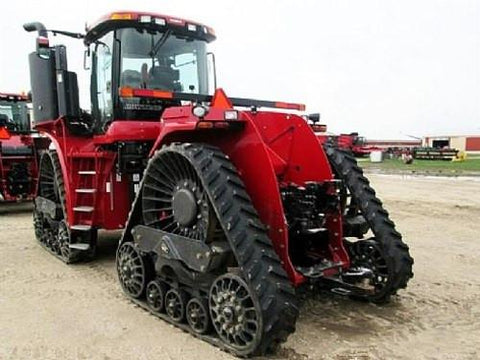 CASE IH ROWTRAC STEIGER QUADTRAC 370 420 470 500 540 580 620 TIER 4B TRACTOR OPERATORS MANUAL 84562207