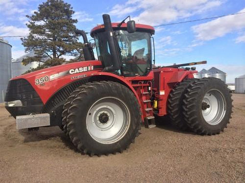 CASE IH STEIGER 350 400 450 500 550 600 QUADTRAC 450 500 550 600 TIER 4 TRACTOR OPERATORS MANUAL 47538838