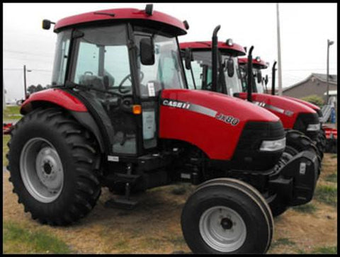 case ih jx60 jx70 jx80 jx90 jx95 tractor service repair manual rh reliable store com Case IH JX 65 Case IH JX 80 Specifications