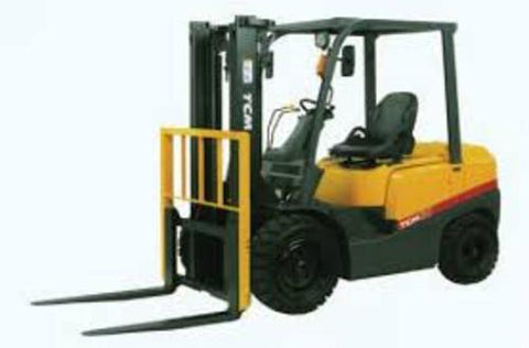 Tcm Fd Fg Fhd Fhg Series Forklift Truck Workshop Manual