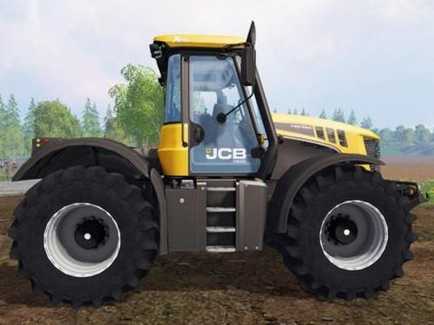 JCB 3220 Fastrac Parts Catalogue Manual (sn: 00643011-00644999)