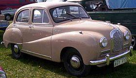1952 Austin A40 Somerset Parts's Manual Download