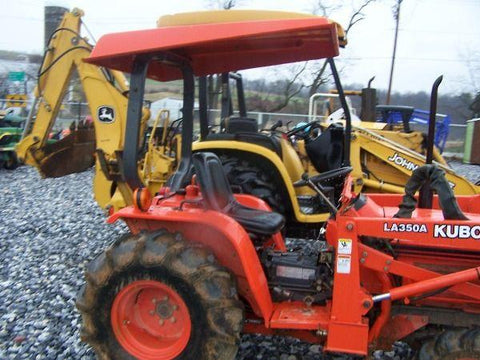 Kubota B2150E Tractor Illustrated Master Parts List Manual DOWNLOAD