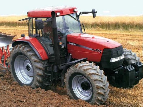Case MX 170 Tractor Workshop Service Repair Manual