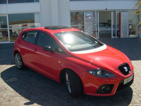 2008 Seat Leon Owner's Manual Download