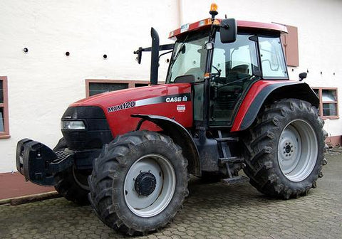 Best CASE IH MXM SERIES TRACTORS MXM120, MXM130, MXM140, MXM155, MXM175, MXM190 SERVICE REPAIR MANUAL - DOWNLOAD!