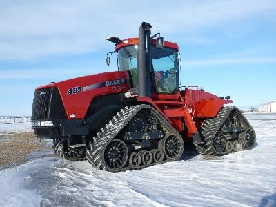 CASE IH STEIGER 400 450 485 500 550 600 QUADTRAC 450 485 500 550 600 TIER 2 TRACTOR OPERATORS MANUAL