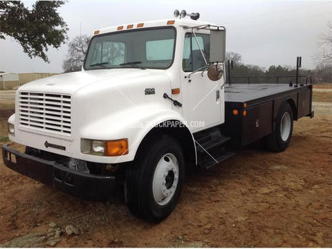 1993 International 4600 Series Workshop Service Repair Manual