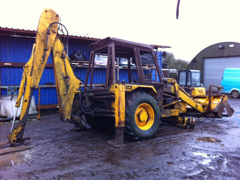 1992 JCB 3cx Grey Cab Workshop service Repair Manual