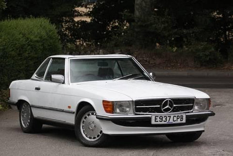 1987 Mercedes Benz 1987 500SL
