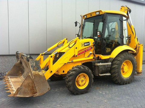 2006 JCB 3CX  BACKHOE LOADER SERVICE REPAIR WORKSHOP MANUAL