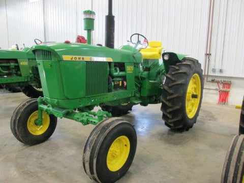 1964 john deere 3020 WORKSHOP SERVICE REPAIR MANUAL pdf