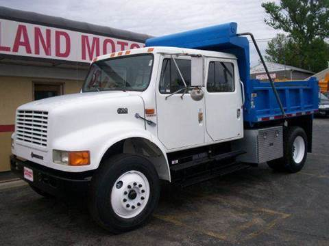 1996 International 4700 Truck Workshop Service Repair Manual