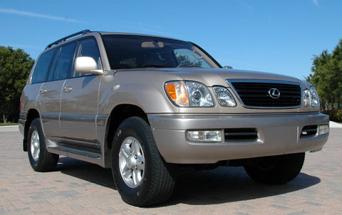 1998 Lexus Lx470 Workshop Service Repair Manual Software