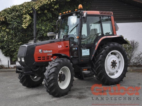 Valtra 6100 Tractor Full Workshop Service Repair Manual