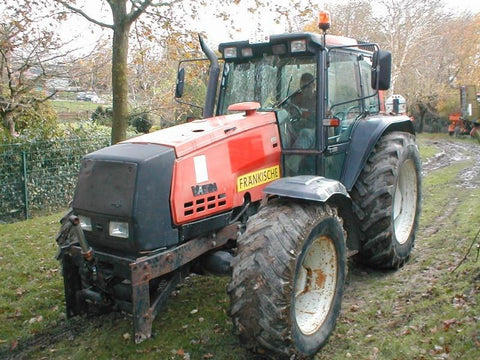 Valtra 8150 Tractor Workshop Service Repair Manual