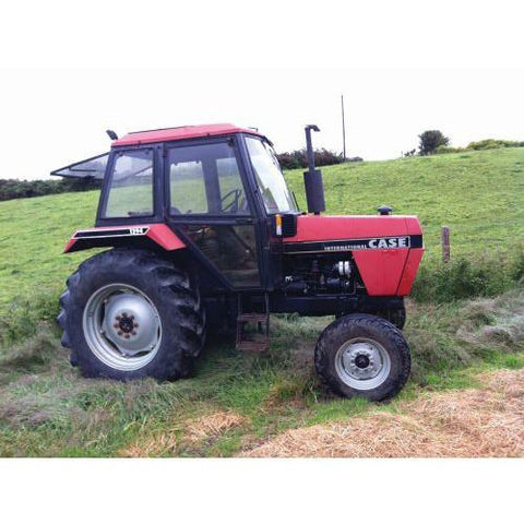 Case IH 1294 Tractor Workshop Service Repair Manual