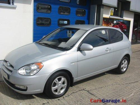 2009 Hyundai Accent 1.5 CRDI Workshop Service Repair Manual