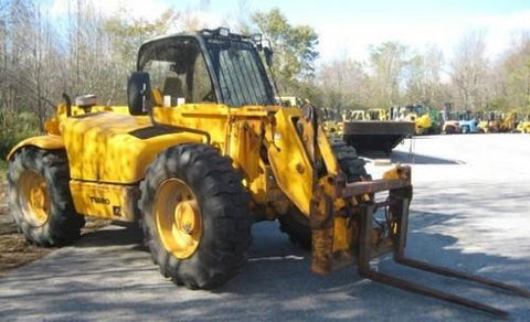 JCB 520-2 520-4 520M-2 520M-4 525-2 525-4 525B-2 525B-4 530-3 530-4 530B-2 530B-4 540B-2 540B-4 540BM-2 540BM-4 Telescopic Handler Service Repair Workshop Manual INSTANT DOWNLOAD