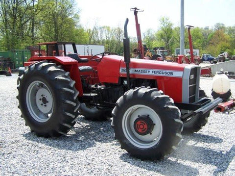 MASSEY FERGUSON 294 SERVICE REPAIR MANUAL