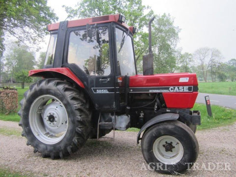 Case International 585 Tractor Workshop Service Repair
