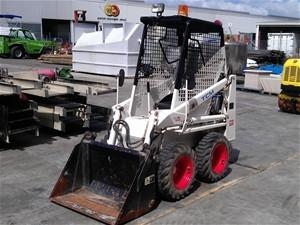 TCM CLARK BOBCAT 315 SKID STEER LOADER WORKSHOP SERVICE REPAIR MANUAL