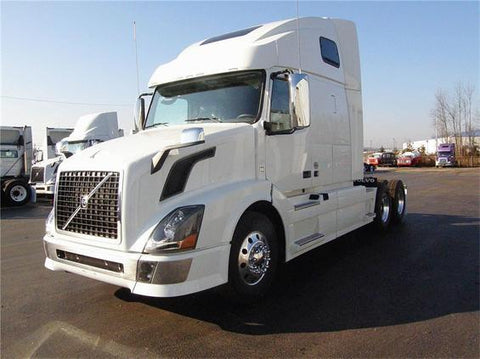 2013 Volvo 670 Truck Owner's Manual Download S/No : 4V4NC9TG3DN562451