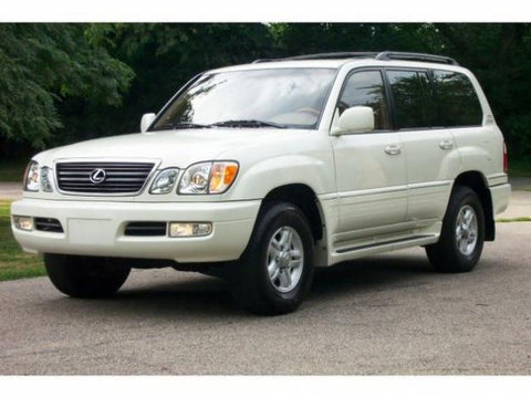 2002 Lexus Lx470 Workshop Service Repair Manual Software